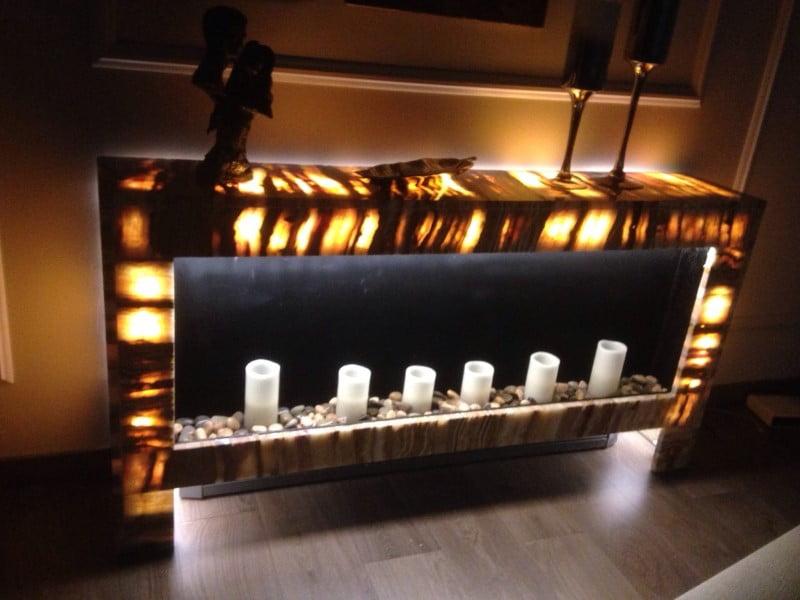 Mármoles para interior en Albacete | Decoración mármol Manolo Simón