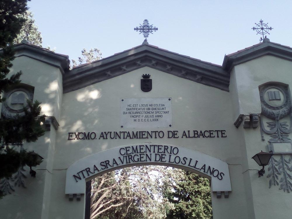 Cementerio de Albacete   Mármoles Manolo Simón